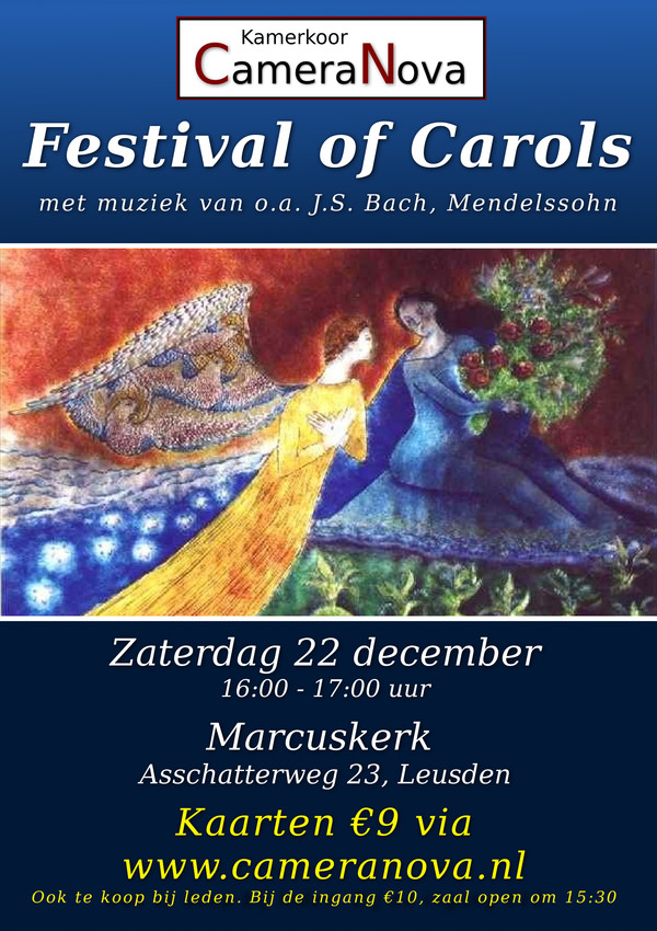 Kerstconcert 22 december